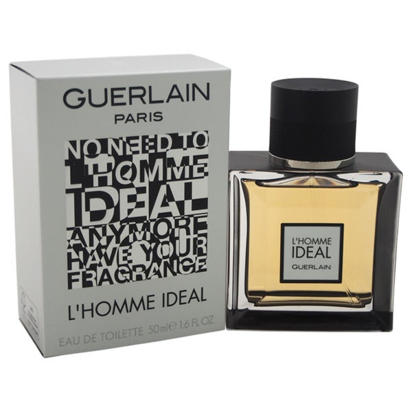 Guerlain L'Homme Ideal Men's 1.6-ounce Eau de Toilette Spray