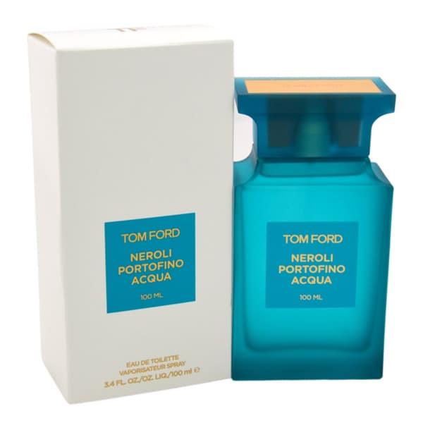 Tom Ford Neroli Portofino Acqua Unisex 3.4-ounce Eau de Toilette Spray