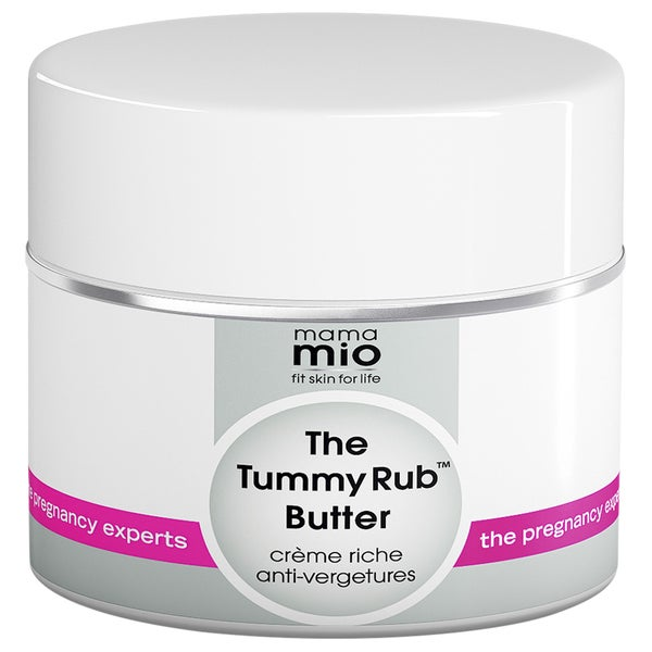 Mama Mio 4-ounce The Tummy Rub Butter