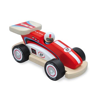 Indigo Jamm Racing Rocky Toy Car