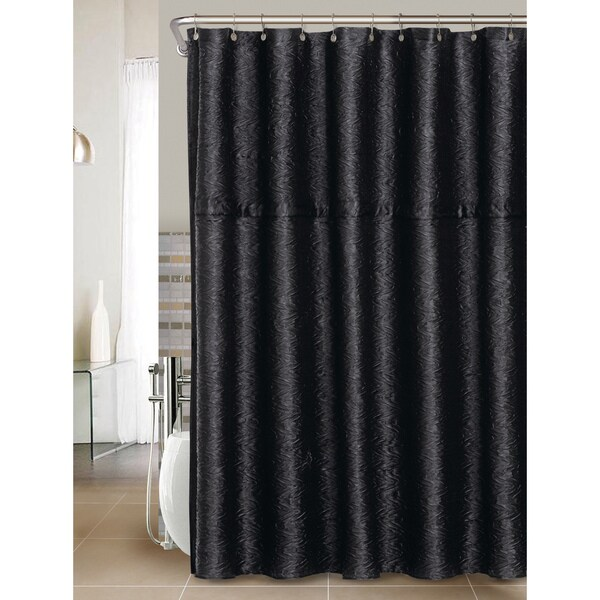 Italia by Artistic Linen Easy To Hang Shower Curtain