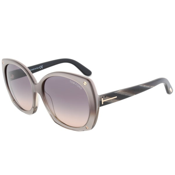 Tom Ford Gabriella Sunglasses FT0362 38J