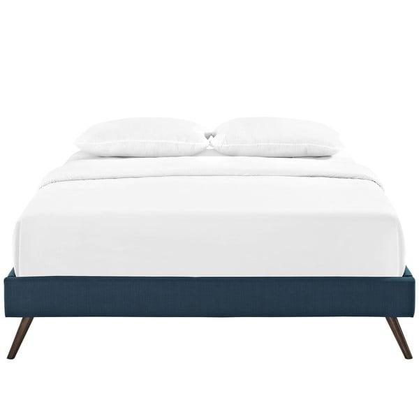 Modway Helen Azure Fabric Full-size Bed