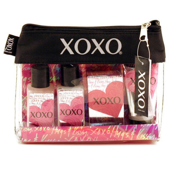 XOXO Cherry Bomb 5-piece Spa Set