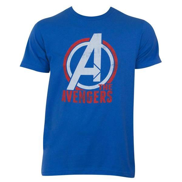 Avengers Logo Tee Shirt