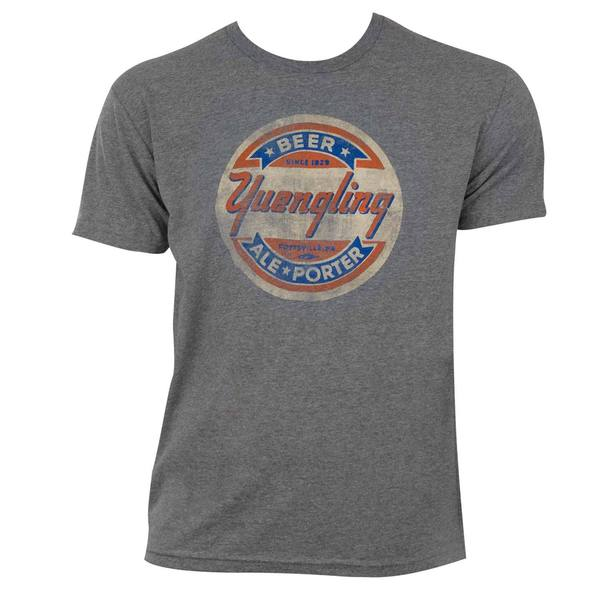 Men's Yuengling Retro Round Logo T-shirt