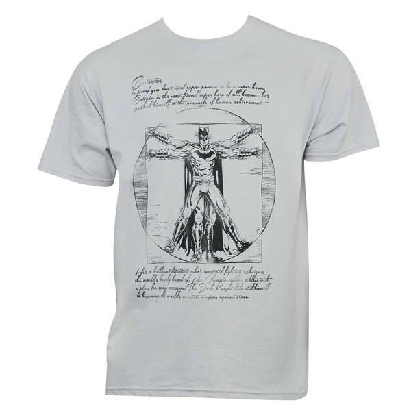 Men's Batman Vitruvian T-shirt