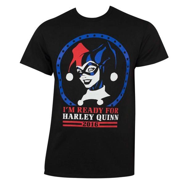 Harley Quinn 'Ready' Tee Shirt