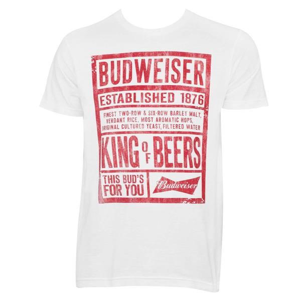 Budweiser Boardwalk Tee-shirt