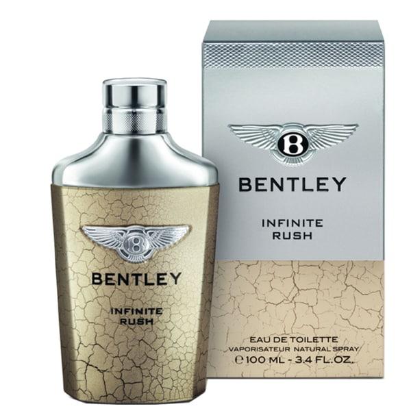 Bentley Men's Infinite Rush 3.4-ounce Eau de Toilette Spray