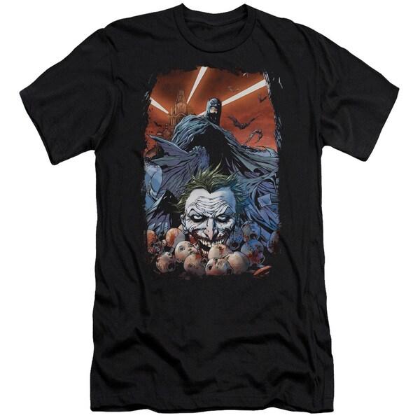 Batman/Detective Comics #1 Short Sleeve Adult T-Shirt 30/1 in Black