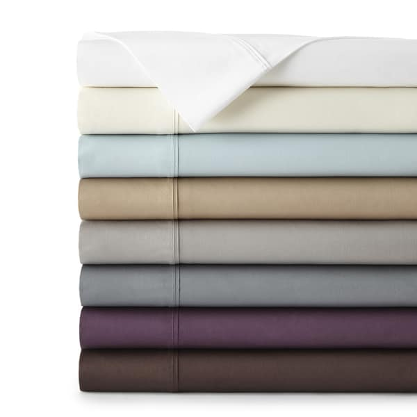 Southshore Fine Linens Set of 2 800 Thread Count Cotton Pillowcases