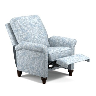ProLounger Blue Push Back Recliner Chair