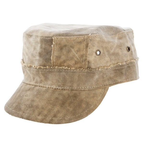 Real Deal Brazil Recycled Cotton Canvas Cuba Libre Hat