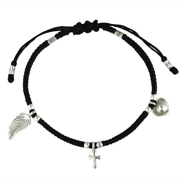 Handmade Simplicity Loving Nature Thai Karen Sterling Silver Bracelet (Thailand) 20728547