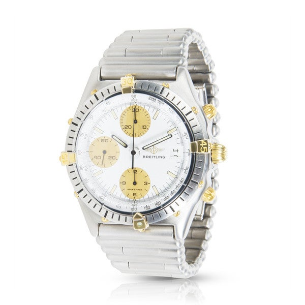 Pre-Owned Breitling Chronomat Vintage 81950 Mens Watch in Stainless Steel
