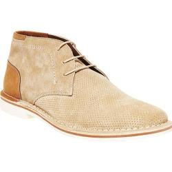 Men's Steve Madden Hendric Chukka Boot Tan Suede/Leather