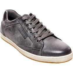 Men's Steve Madden Peamont Sneaker Grey Leather