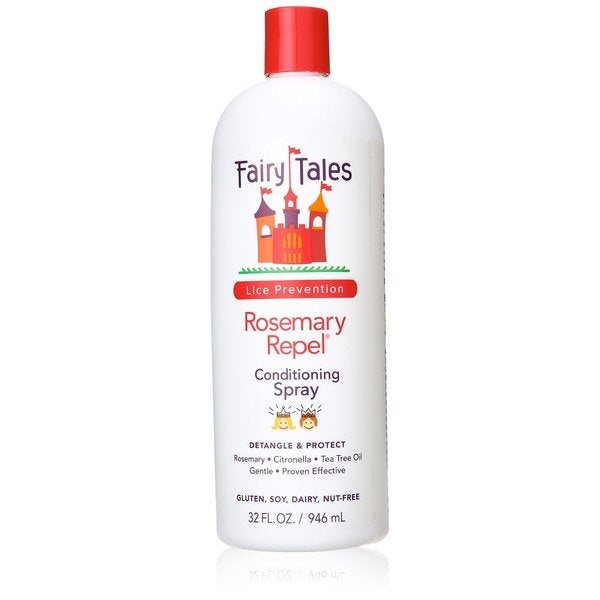 Fairy Tales Rosemary Repel 32-ounce Conditioning Spray Refill 20776563