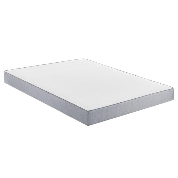 DHP Signature Super Back Saver 7-Zone 7-inch Queen-size Foam Mattress