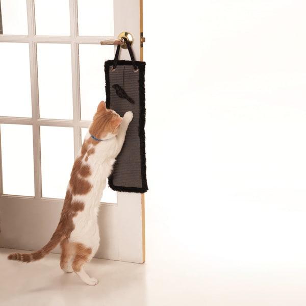 Max & Marlow Door Hanging Cat Scratch Pad