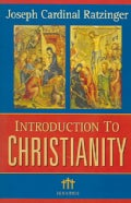 Introduction To Christianity (Paperback)