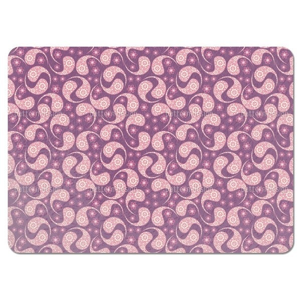 Love Dance of the Paisleys Placemats (Set of 4)