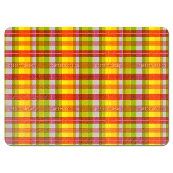 Check It Out Placemats (Set of 4)