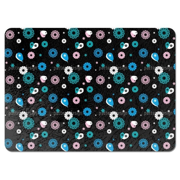 Flowerpower Placemats (Set of 4)