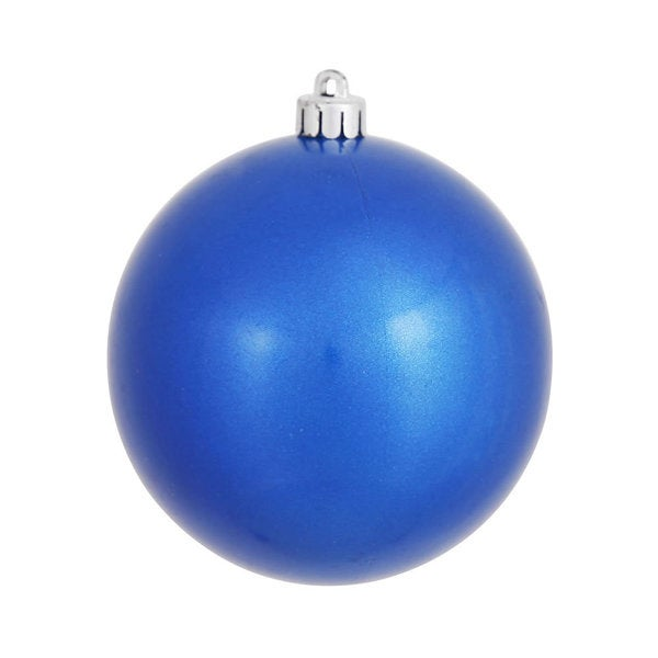 Blue Candy 10-inch Ball Ornament