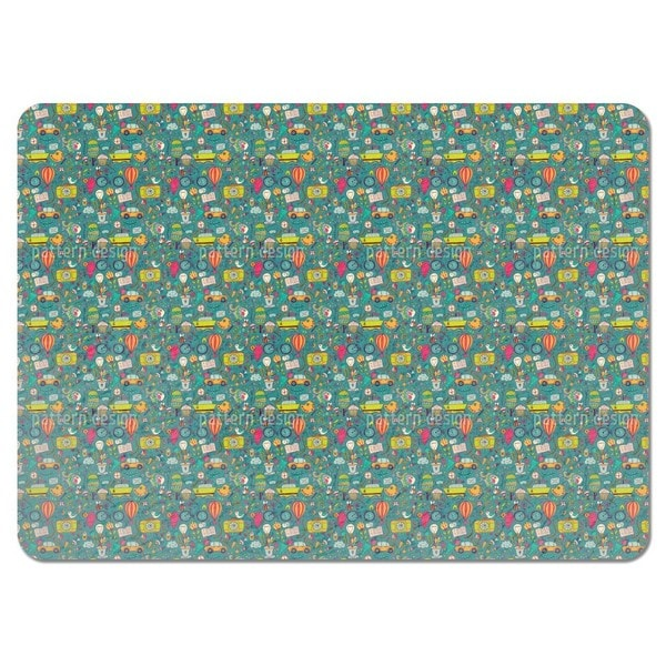 Life Can Be So Wonderful Placemats (Set of 4)