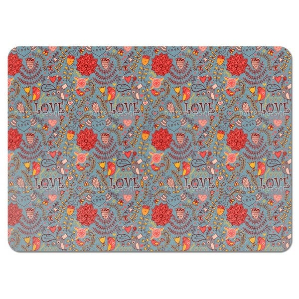 Be My Valentine Placemats (Set of 4)