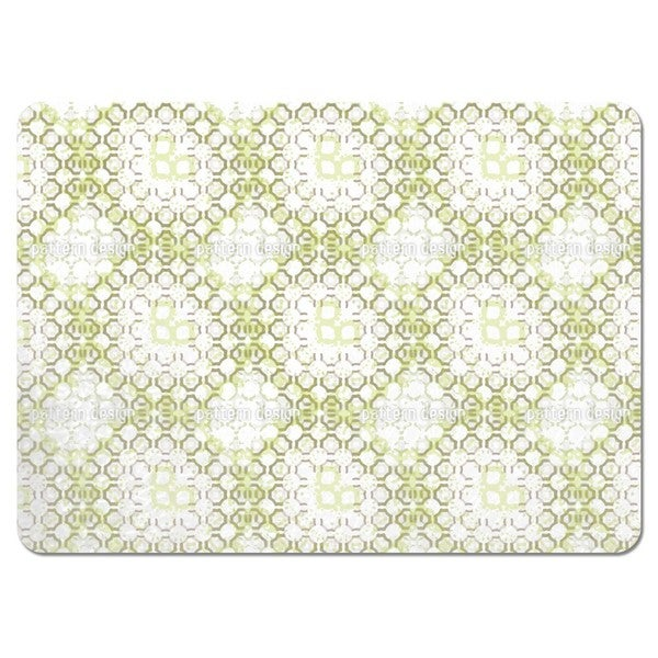 Green Stations Placemats (Set of 4)