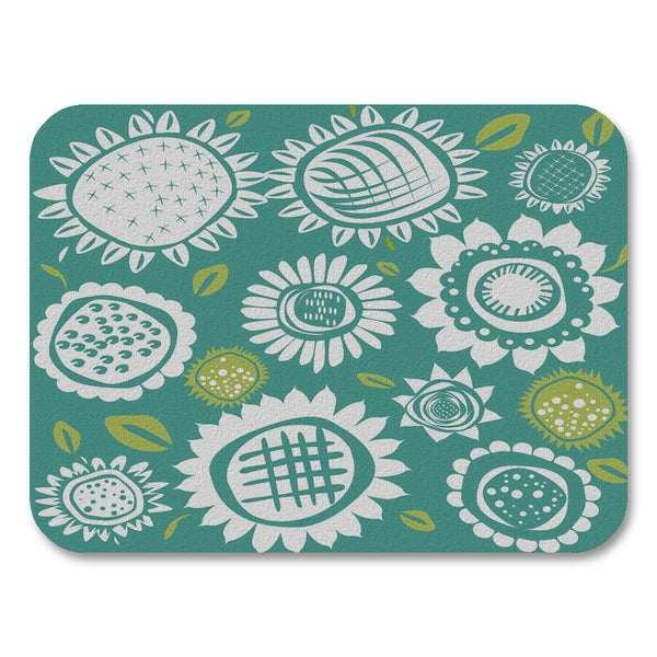 Vibrant Flowers Placemats (Set of 4) 20788166