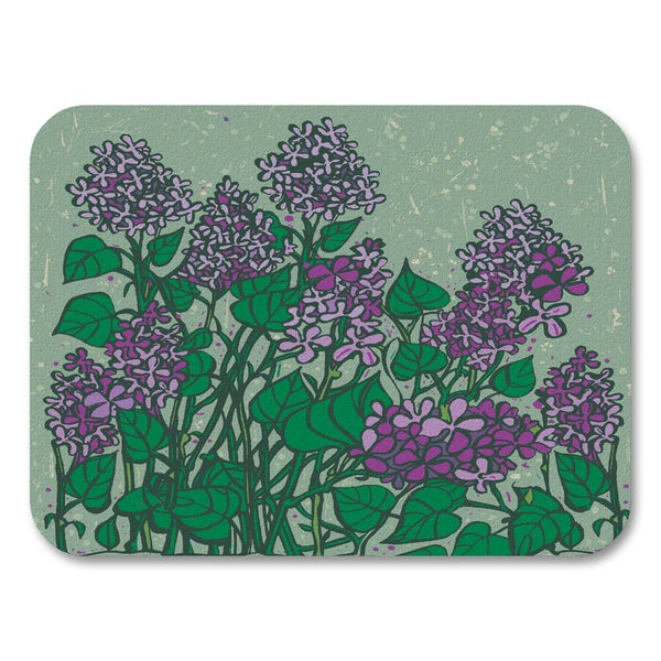 Lilacs Placemats (Set of 4)