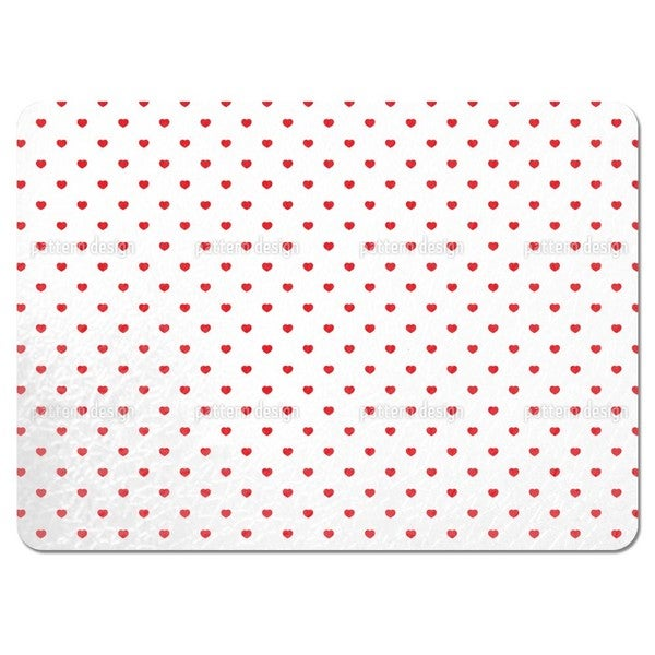 Sweetheart Placemats (Set of 4)