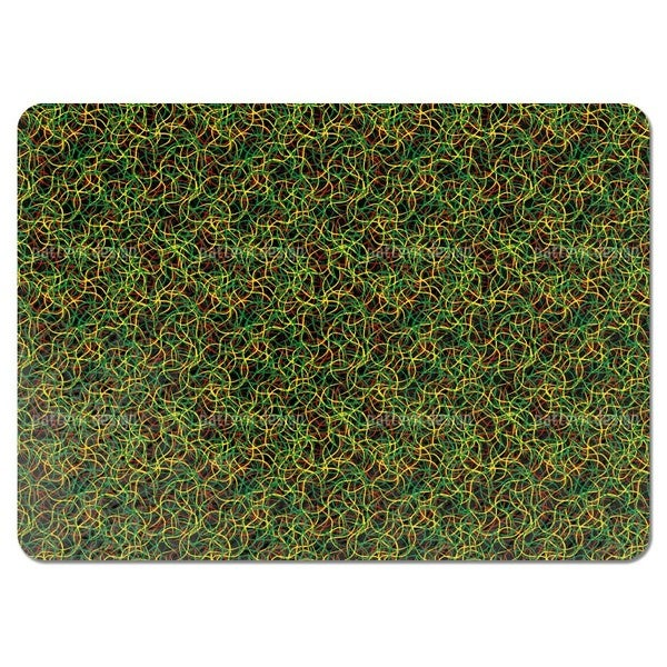 Multi-colored Fibre Placemats (Set of 4)