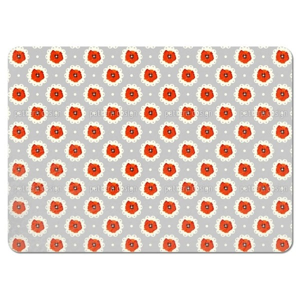 Vintage Poppies Placemats (Set of 4)