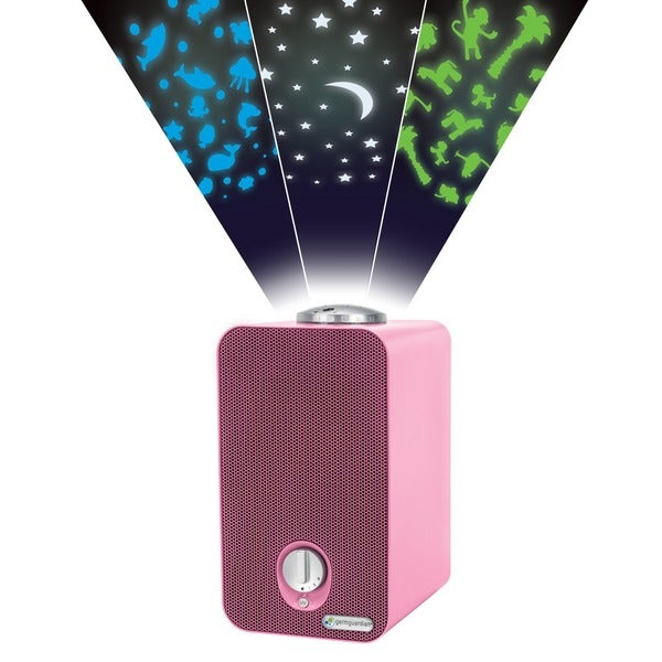 GermGuardian AC4150PCA Pink HEPA Air Purifier and Projector 20788649