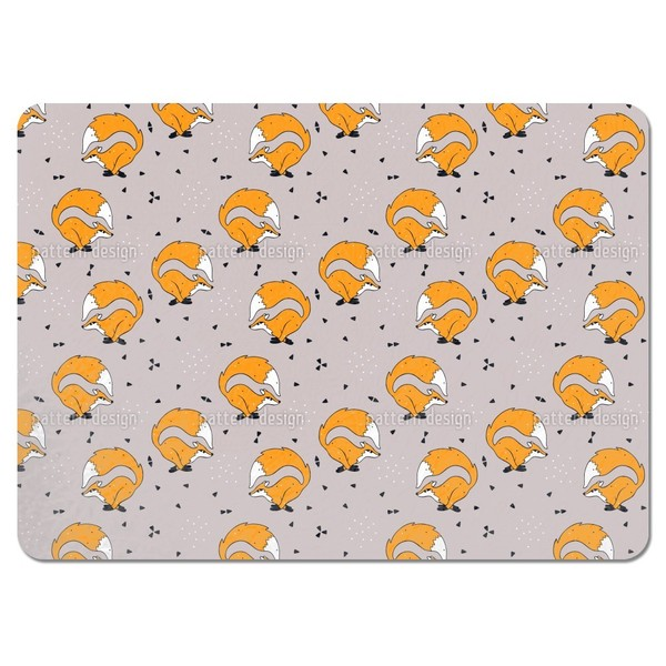 Run Fox Run Placemats (Set of 4)
