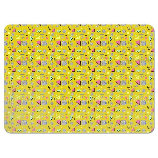 80S Or 90S Placemats (Set of 4)