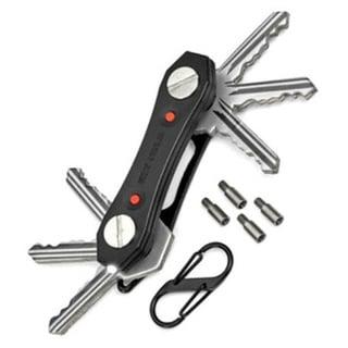 Key Ninja Aluminum LED-lit Bottle-opener/Key Holder/Organiser