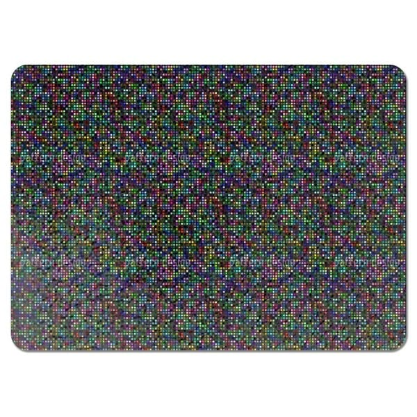 Nucleus in the Neon Light Placemats (Set of 4)