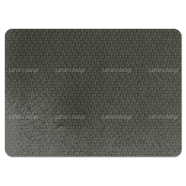 Scale Skin Black Placemats (Set of 4)