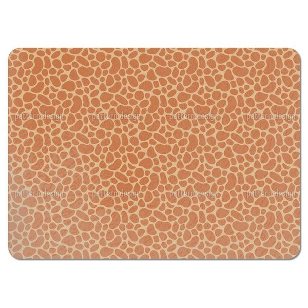 Giraffe Baby Placemats (Set of 4)