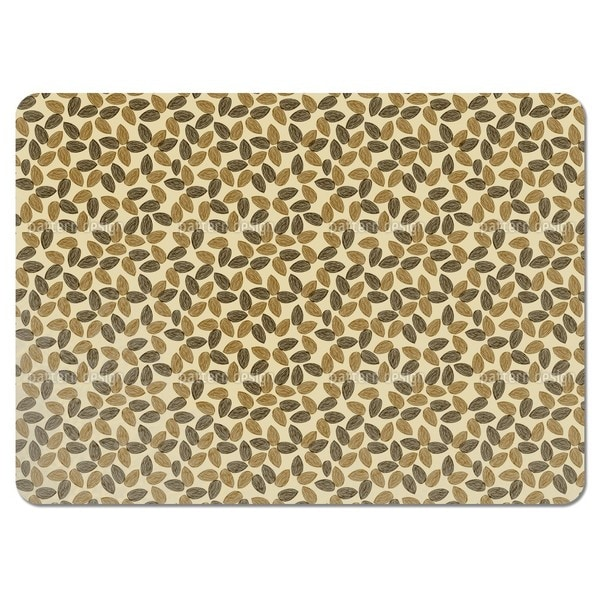 Just Like Almonds Placemats (Set of 4)