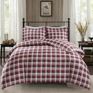 Woolrich Tasha Cotton Flannel Duvet Cover Set