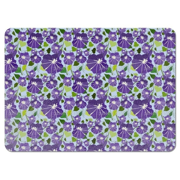 Morning Glory Placemats (Set of 4) 20790298