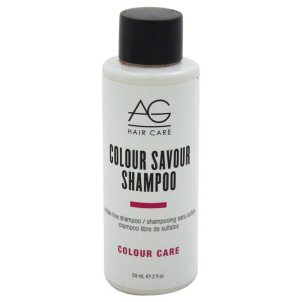 AG Hair 2-ounce Colour Savour Sulfate-Free Shampoo