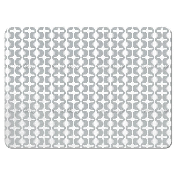 Electric Grey Placemats (Set of 4)